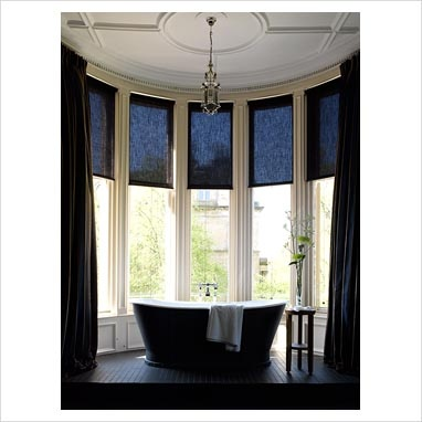 Bathroom Window Treatment on Bathroom Window Treatment   Screen Shades And       Bathroom Window