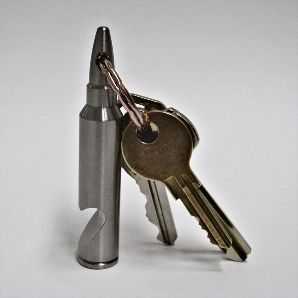 bullet bottle opener diy crafts. Black Bedroom Furniture Sets. Home Design Ideas