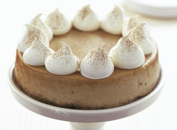 Cappuccino Cheesecake #coffee #party