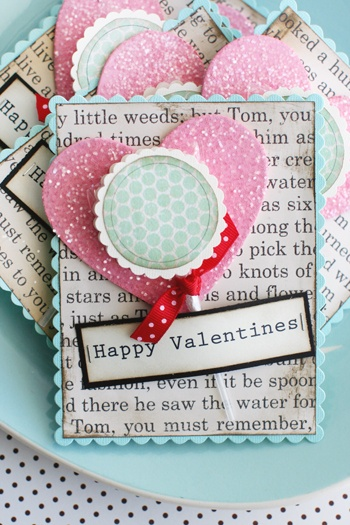 cute valentine ideas using candy