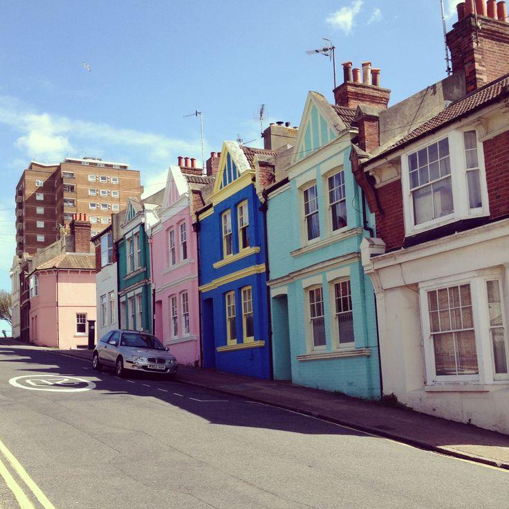Brighton houses brighton hove pinterest for Brighton house