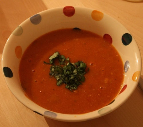 Spicy tomato & lentil soup recipe mmmm | Good enough to faceplant (no ...