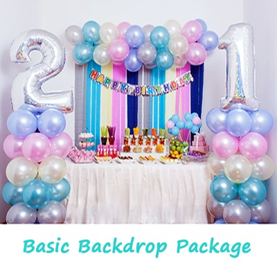 Pin by sonia payne on balloon decor pinterest for Balloon backdrop decoration