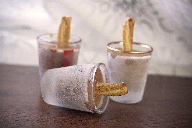 Pretzel Fudge Pops | Recipe