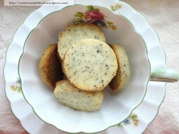 Earl Grey Tea Cookies | Recipes | Pinterest