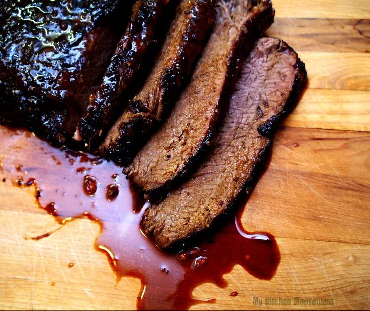Braised Brisket with Bourbon-Peach Glaze. If you like Brisket this is ...