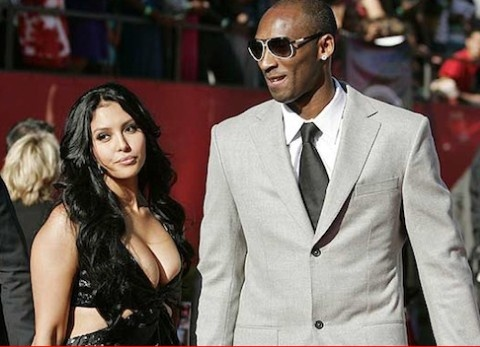 Kobe bryant is building a church for his wonderful wife vanessa
