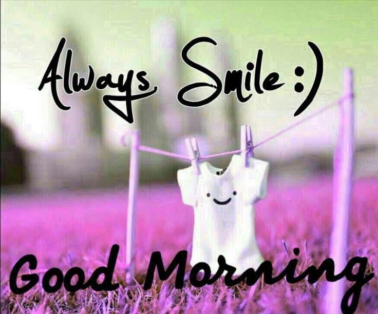 Smile :) | Good Morning/Good Night | Pinterest