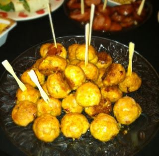 Buffalo-style turkey meatballs recipe - a great alternative to a ...