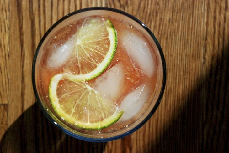 Blood Orange and Ginger Punch Recipe | Plans. | Pinterest