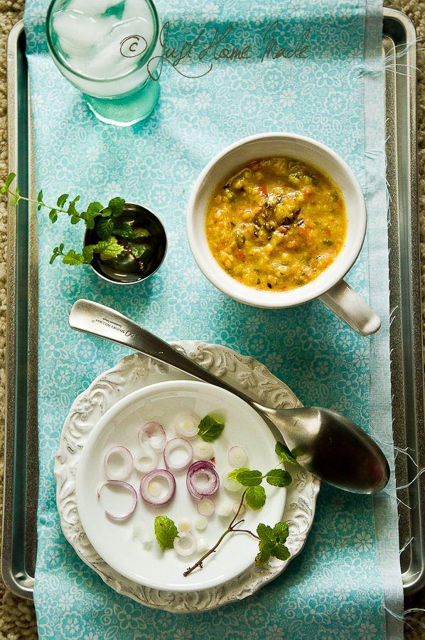 Yellow lentils recipe | Beans and Lentils | Pinterest