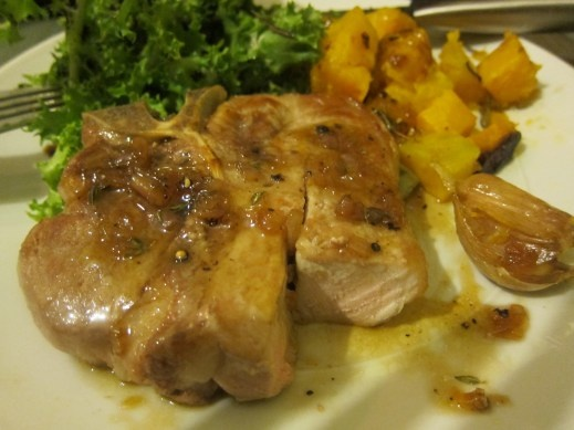 ... pork chops with bush s black bean fiesta grillin beans pork with black