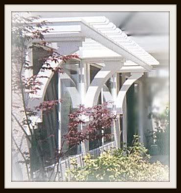 Pin by perla daly bagongpinay on balay balay house for Window trellis design