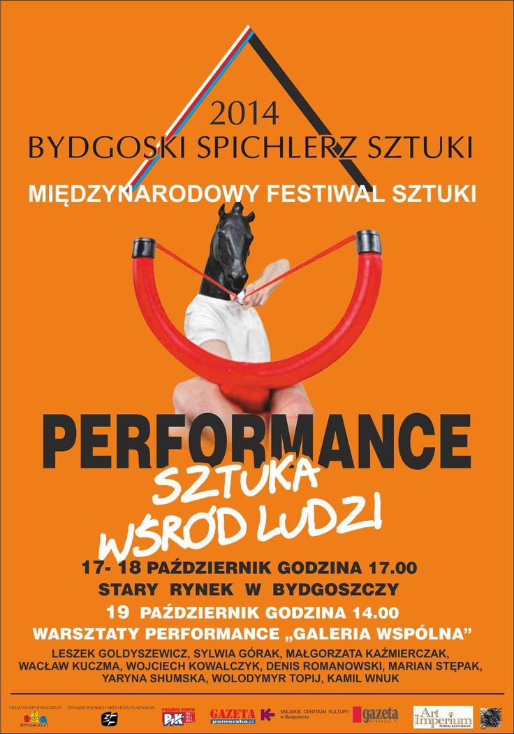 Bygdoski Spichlerz Sztuki - festiwal performance