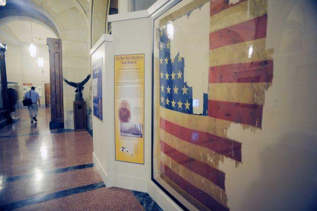 civil war union flag pictures