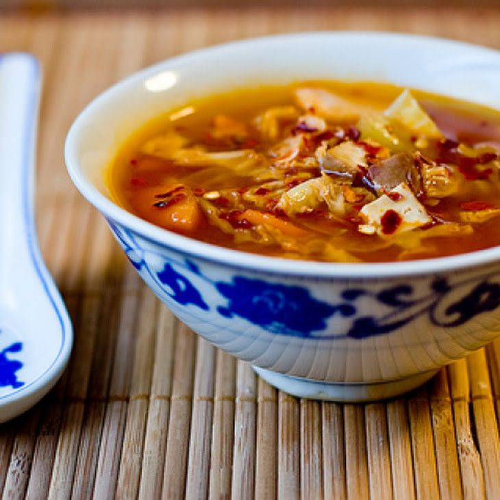 Hot and Sour Cabbage Soup IV Recipe | Recipes to Try | Pinterest