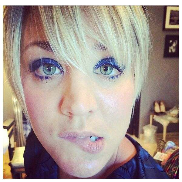 Kaley Cuoco-Sweeting Debuts a Pixie Cut Kaley Cuoco-Sweeting Debuts a Pixie Cut new images