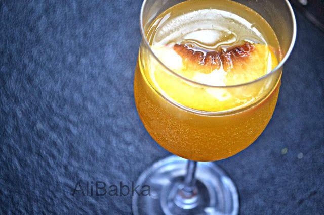 Peach Mimosas | Alibabka Recipes | Pinterest