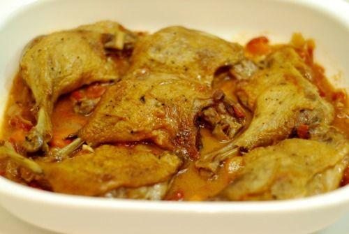 Crispy Braised Duck Legs | Award-Winning Paleo Recipes | Nom Nom Paleo