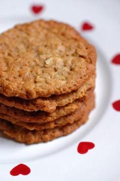 honey spelt cookies - Biscuits Epeautre et Miel