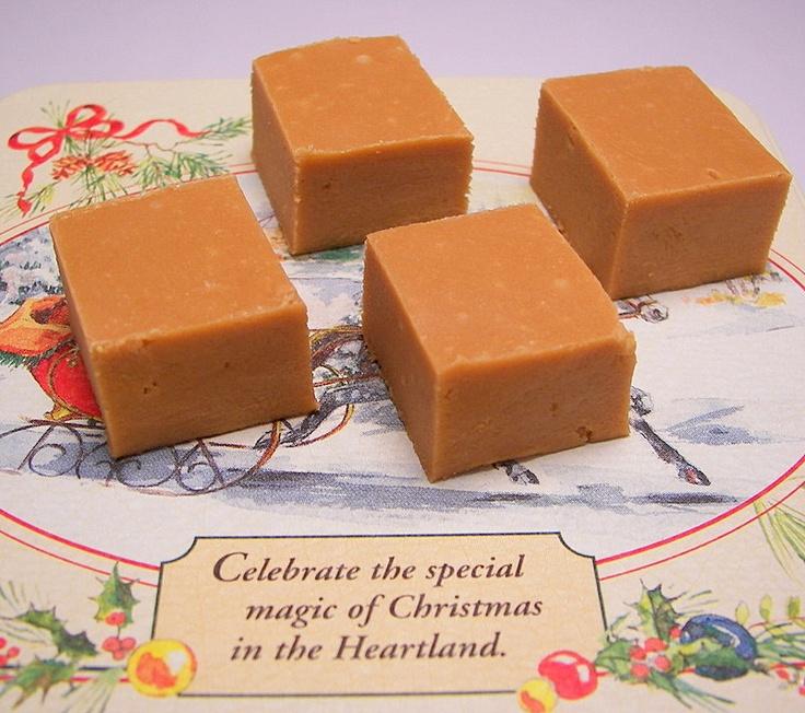 Cinnamon Fudge | RECIPES-Candy-Fudge | Pinterest