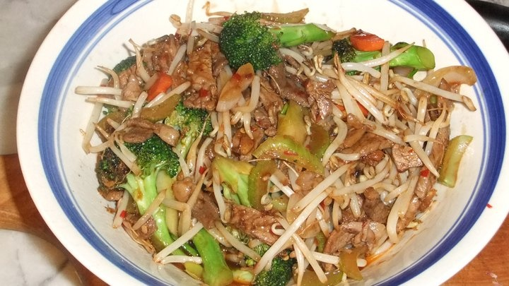 Found on forum cyclingnews comChinese Beef Chop Suey