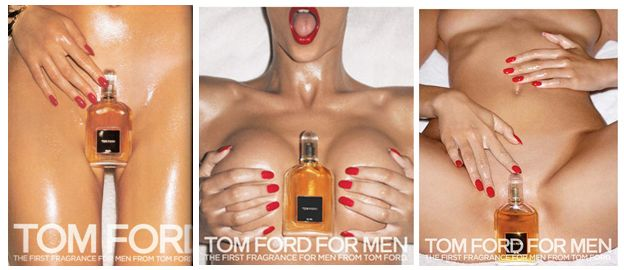 Tom ford on objectifying women