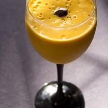 quick mango mousse – eggless & no gelatine recipe