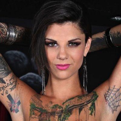Bonnie Rotten | Girls with Tattoos | Pinterest