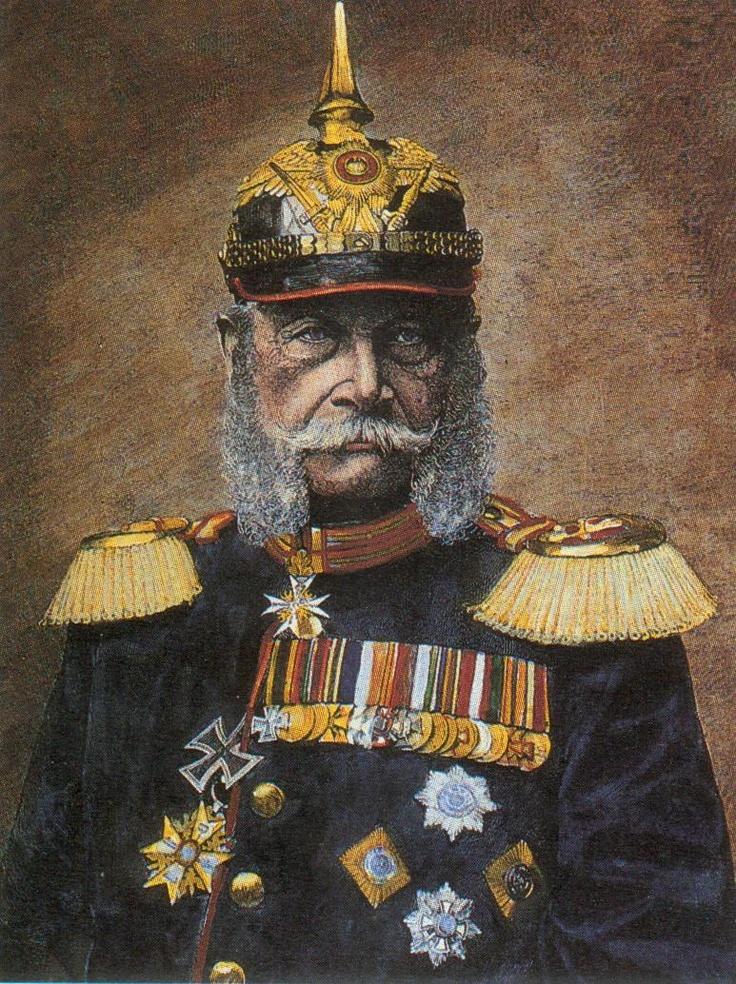 Kaiser Oil Painting