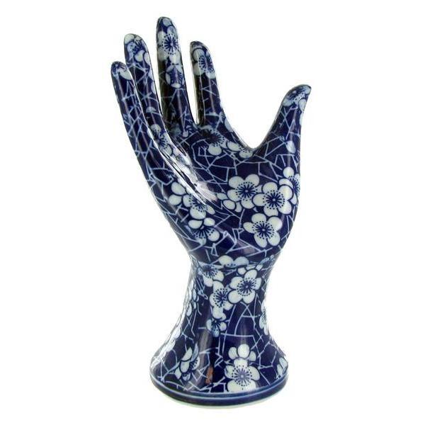 Porcelain hand jewelry holder hands pinterest for Hobby lobby jewelry holder