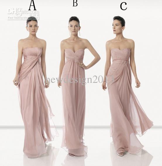 bridesmaid dress designers - Dress Yp