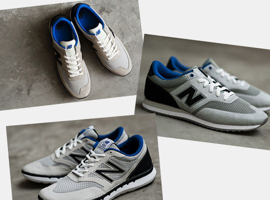 New Balance 620 Past Present Future Collection http://www