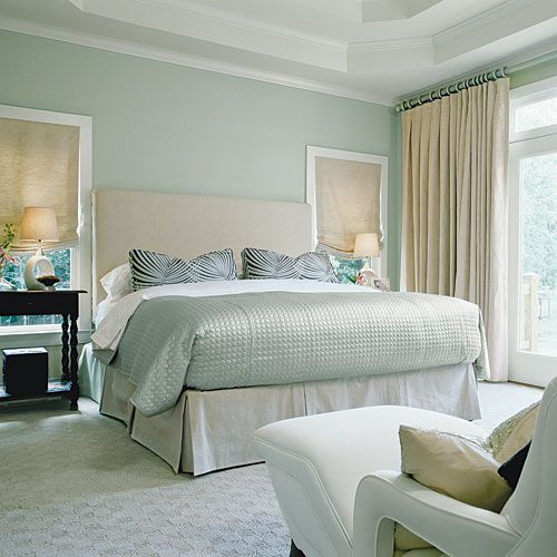 Affordable Hotel Style Master Bedroom Makeover