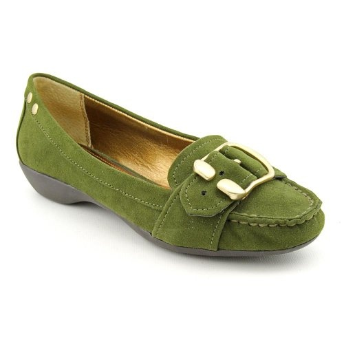 Ellen Tracy Harlow Loafers Shoes Green Womens Clothing Impulse