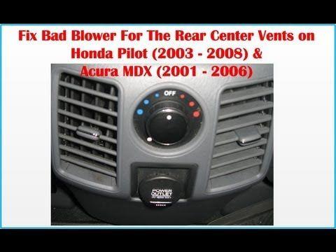 2008 honda pilot engine air filter