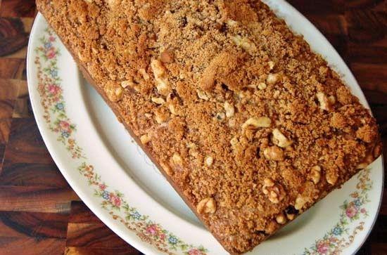 Applesauce Nut Bread | Breads | Pinterest