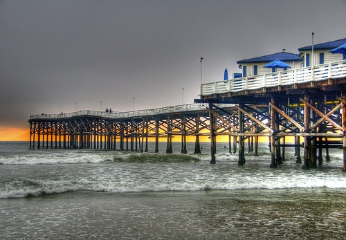 Mission beach pier san diego southern cali pinterest for Crystal pier fishing
