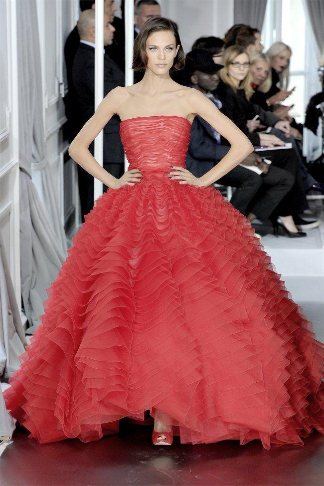 Christian Dior Haute Couture 2012