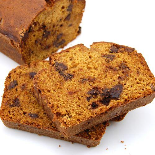 Pumpkin Chocolate Chip Bread | Recipe