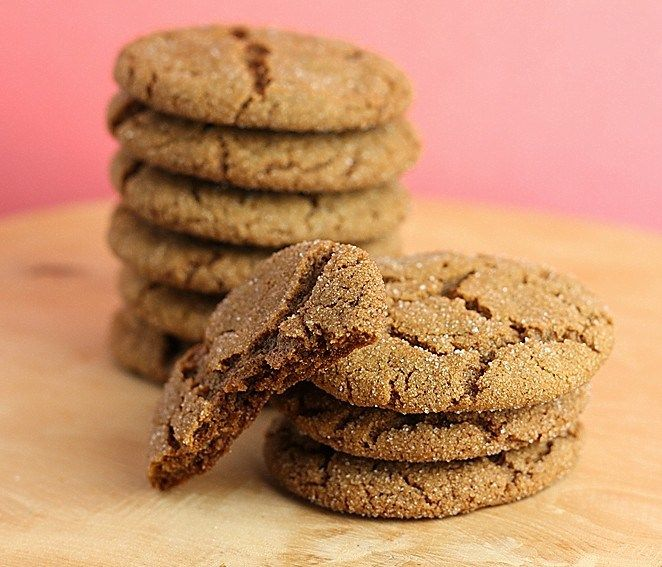 Ginger Snap Cookies! The best cookie and easy to make, we double our ...