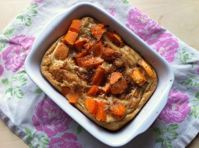 Sweet Potato Breakfast Bake | Good Food! | Pinterest