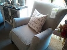 Gray and cream houndstooth chairs want home style pinterest