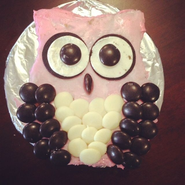 Easy Owl Cake Design : Easy Owl Cake Party Ideas Pinterest