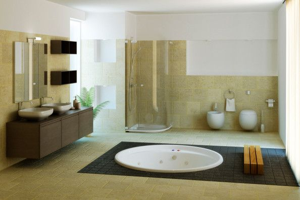 in ground jetted tub the heart of the home pinterest