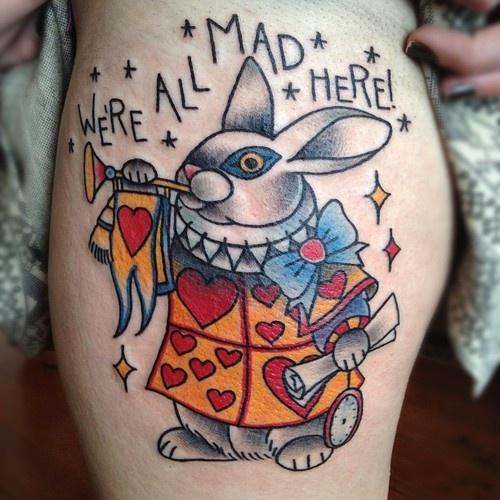 alice in wonderland | Tumblr | tattoo research | Pinterest