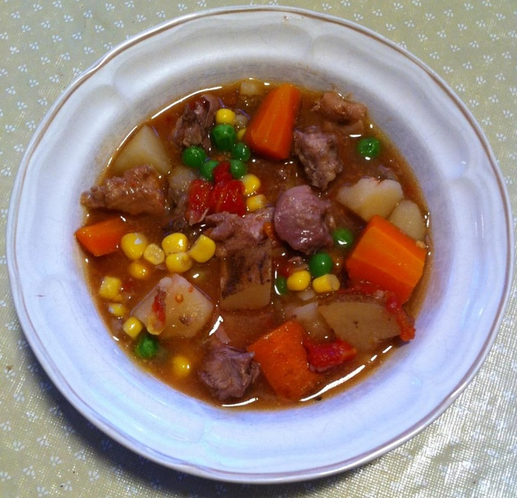 Crockpot Recipe For Pork And Green Chile Stew (Nefi's Green Chile Stew ...