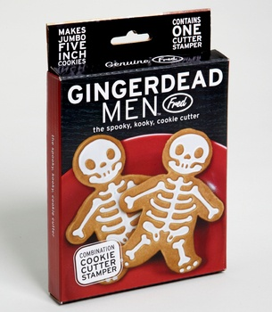 love these cookie cutters they are like day of the dead gingerbread ...