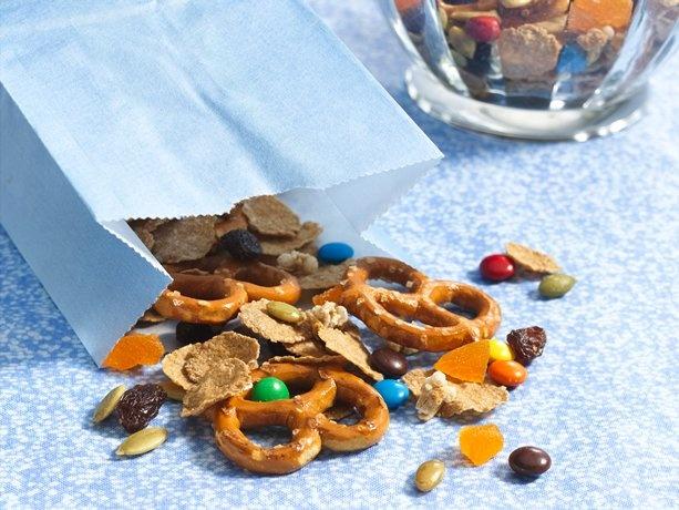 Pumpkin Seed Trail Mix Recipe — Dishmaps