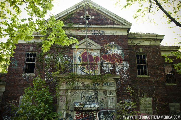 Seaview Hospital Staten Island Abandoned
